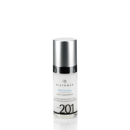 Leke Giderici Ve Aydınlatıcı Gece Serumu - Formula 201 Whitening Night Concentrate 30 ml