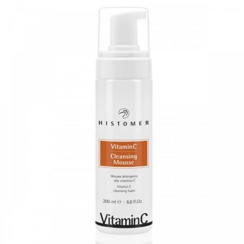 C Vitamini Temizleme Köpüğü - Vitamin C Cleansing Mousse 200 ml